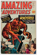 Silver Age (1956-1969):Horror, Amazing Adventures #5 (Marvel, 1961) Condition: FN+....