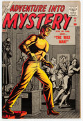 Silver Age (1956-1969):Horror, Adventure Into Mystery #6 (Atlas, 1957) Condition: FN/VF....