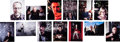 Memorabilia:Trading Cards, Seth Kushner - The Graphic NYC Portraits Signed Card Set(Hang Dai Editions, 2012).... (Total: 13 Items)