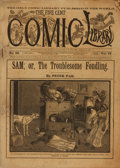 Books:Periodicals, [Illustrated Periodicals, Humor]. The Comic Library. Vol.IV, No. 86. May 11, 1894. . ...