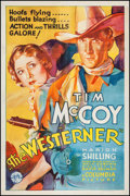 "Movie Posters:Western, The Westerner (Columbia, 1934). One Sheet (27"" X 41""). Western....."