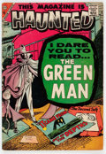 Silver Age (1956-1969):Horror, This Magazine Is Haunted V2#14 (Charlton, 1957) Condition: VG....