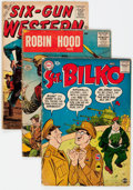 Golden Age (1938-1955):Miscellaneous, Atlas and Others Assorted Golden Age and Silver Age Comics Group of 23 (Various, 1950s) Condition: Average GD.... (Total: 23 Comic Books)
