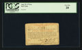 Colonial Notes:New York, New York August 25, 1774 (Water Works) 4s PCGS Very Fine 20.. ...