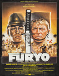 """Movie Posters:War, Merry Christmas, Mr. Lawrence (AAA Soprofilm, 1983). French Grande(45.5"""" X 59""""). War.. ..."""