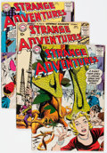 Silver Age (1956-1969):Science Fiction, Strange Adventures Group of 20 (DC, 1959-64) Condition: AverageVG.... (Total: 20 Comic Books)
