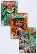 Modern Age (1980-Present):Science Fiction, Warlord #50-115 Box Lot (DC, 1981-87) Condition: Average VF/NM....