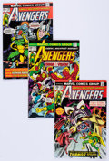 Bronze Age (1970-1979):Superhero, The Avengers Box Lot (Marvel, 1974-81) Condition: Average FN....