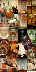 Miscellaneous:Postcards, [Postcards]. Group of Twenty-Three Postcards Depicting Various American Cathedrals. Various publishers. Circa 1970. . ...