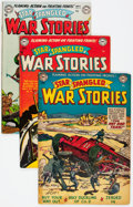 Golden Age (1938-1955):War, Star Spangled War Stories Group of 14 (DC, 1952-66) Condition:Apparent Average GD/VG.... (Total: 14 Comic Books)
