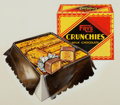 Books:Original Art, [Advertising, Commercial Art]. Unknown Artist. Original Advertising Art for Fry's Crunchies Milk Chocolate. Unsigned, dated ...