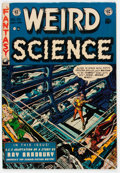 Golden Age (1938-1955):Science Fiction, Weird Science #20 (EC, 1953) Condition: FN/VF....