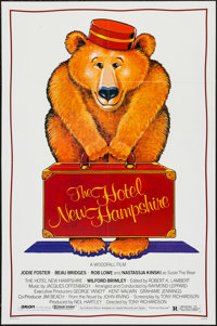 "The Hotel New Hampshire & Other Lot (Orion, 1984). One Sheets (2) (27"" X 41""). Comedy. ... (Total: 2 I..."