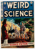Golden Age (1938-1955):Science Fiction, Weird Science #14 (EC, 1952) Condition: FN....