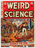 Golden Age (1938-1955):Science Fiction, Weird Science #13 (EC, 1952) Condition: FN/VF....