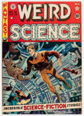 Golden Age (1938-1955):Science Fiction, Weird Science #12 (EC, 1952) Condition: FN/VF....