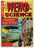 Golden Age (1938-1955):Science Fiction, Weird Science #13 (#2) (EC, 1950) Condition: VG....