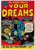 Golden Age (1938-1955):Science Fiction, Strange World of Your Dreams #4 (Prize, 1953) Condition: VG....