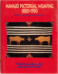 Books:Art & Architecture, Tyrone Campbell, Joel and Kate Kopp. Navajo Pictorial Weaving 1880-1950. New York: Dutton Studio Books, [1991]....
