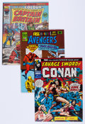 Magazines:Miscellaneous, Assorted UK Comic Magazines Group of 42 (Various Publishers, 1970s-80s) Condition: Average FN+.... (Total: 42 Comic Books)