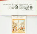 Books:Americana & American History, [Americana] [Art]. Pair of Titles. Various publishers and dates....(Total: 2 Items)