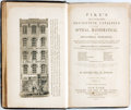 Books:Medicine, Benjamin Pike, Jr. Pike's Illustrated Descriptive Catalogue ofOptical, Mathematical, and Philosophical Instruments......
