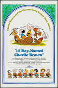 "Movie Posters:Animation, A Boy Named Charlie Brown (National General, 1969). One Sheet (27""X 41""). Animation.. ..."