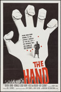 "Movie Posters:Crime, The Hand & Other Lot (American International, 1961). One Sheets(2) (27"" X 41""). Crime.. ... (Total: 2 Items)"
