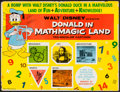 "Movie Posters:Animation, Donald in Mathmagic Land (Buena Vista, 1959). Half Sheet (21"" X 27.5""). Animation.. ..."