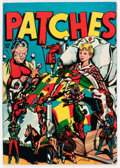 Golden Age (1938-1955):Miscellaneous, Patches #1 Crowley Copy pedigree (Rural Home, 1945) Condition: FN....