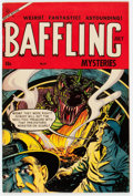 Golden Age (1938-1955):Horror, Baffling Mysteries #21 (Ace, 1954) Condition: FN....
