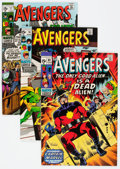 Bronze Age (1970-1979):Superhero, The Avengers Group of 52 (Marvel, 1970-93) Condition: AverageNM-.... (Total: 52 Comic Books)