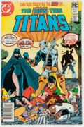 Modern Age (1980-Present):Superhero, New Teen Titans #2 (DC, 1980) Condition: NM-....