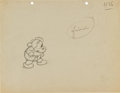 Animation Art:Production Drawing, Oswald the Lucky Rabbit Animation Drawing Group of 4 (WalterLantz Productions, 1930s).... (Total: 4 Original Art)