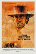 "Movie Posters:Western, Pale Rider (Warner Brothers, 1985). One Sheet (27"" X 41""). Western.. ..."