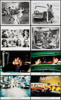 "Movie Posters:Comedy, American Graffiti (Universal, 1973/R-1978). Mini Lobby Card Set of 4, & Photos (11) (8"" X 10""). Comedy.. ... (Total: 15 Items)"