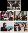 "Movie Posters:James Bond, Never Say Never Again (Warner Brothers, 1983). Lobby Cards (5) (11""X 14""). James Bond.. ... (Total: 5 Items)"