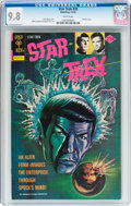 Bronze Age (1970-1979):Science Fiction, Star Trek #35 (Gold Key, 1975) CGC NM/MT 9.8 White pages....