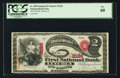 Lincoln, IL - $2 Original Fr. 389 The First NB Ch. # 2126