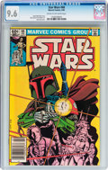 Modern Age (1980-Present):Science Fiction, Star Wars #68 (Marvel, 1983) CGC NM+ 9.6 Cream to off-whitepages....
