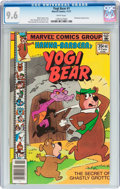 Bronze Age (1970-1979):Cartoon Character, Yogi Bear #1 (Marvel, 1977) CGC NM+ 9.6 White pages....