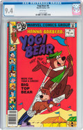 Bronze Age (1970-1979):Cartoon Character, Yogi Bear #8 (Marvel, 1979) CGC NM 9.4 White pages....