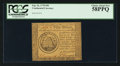 Colonial Notes:Continental Congress Issues, Continental Currency September 26, 1778 $50 PCGS Choice About New58PPQ.. ...