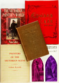 Books:Art & Architecture, [Victorian Art]. Group of Five Books. Various publishers and dates. . ... (Total: 5 Items)