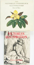 Books:Art & Architecture, [Victorian Illustration]. Pair of Books, One INSCRIBED. Various publishers, 1980- 1996. . ... (Total: 2 Items)