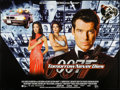 "Movie Posters:James Bond, Tomorrow Never Dies (United Artists, 1997). British Quad (30"" X 40""). James Bond.. ..."