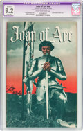 Golden Age (1938-1955):Religious, Joan of Arc #nn (Catechetical Guild, no date) CGC Apparent NM- 9.2Slight (P) Cream to off-white pages....