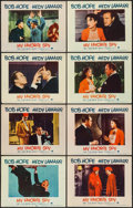 """Movie Posters:Comedy, My Favorite Spy (Paramount, 1951). Lobby Card Set of 8 (11"""" X 14""""). Comedy.. ... (Total: 8 Items)"""