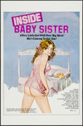 """Movie Posters:Adult, Inside Baby Sister & Other Lot (Aventura, 1977). One Sheets (2) (27"""" X 41""""). Adult.. ... (Total: 2 Items)"""