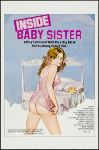 """Inside Baby Sister & Other Lot (Aventura, 1977). One Sheets (2) (27"""" X 41""""). Adult. ... (Total: 2 Items)"""